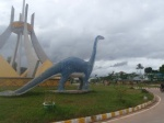 The Savannakhet Dinosaur Museum