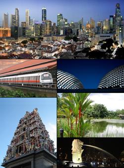 Singapore_montage