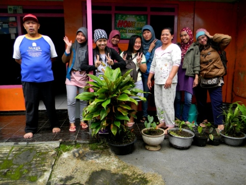 Homestay Bapak Bagong  - Desa Wisata Gubug Klakah - Bromo - Malang