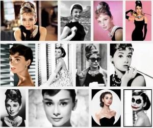 Audrey Hepburn - doodle hari ini