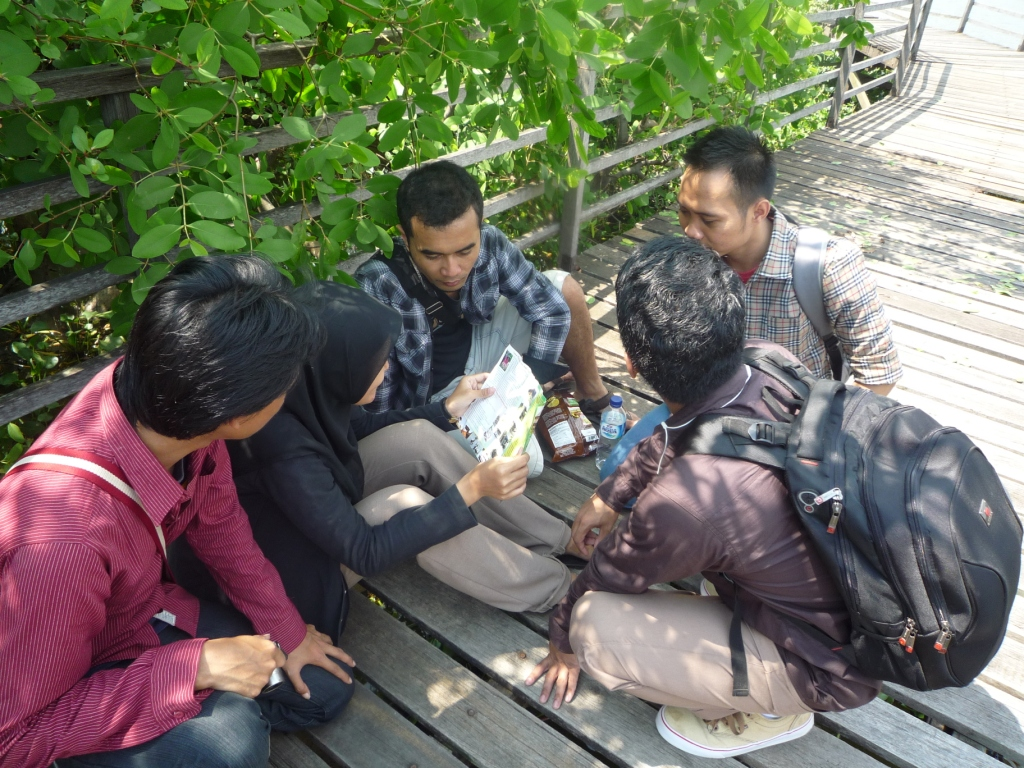 Hutan Mangrove Jakarta #1 | A SHORT JOURNEY