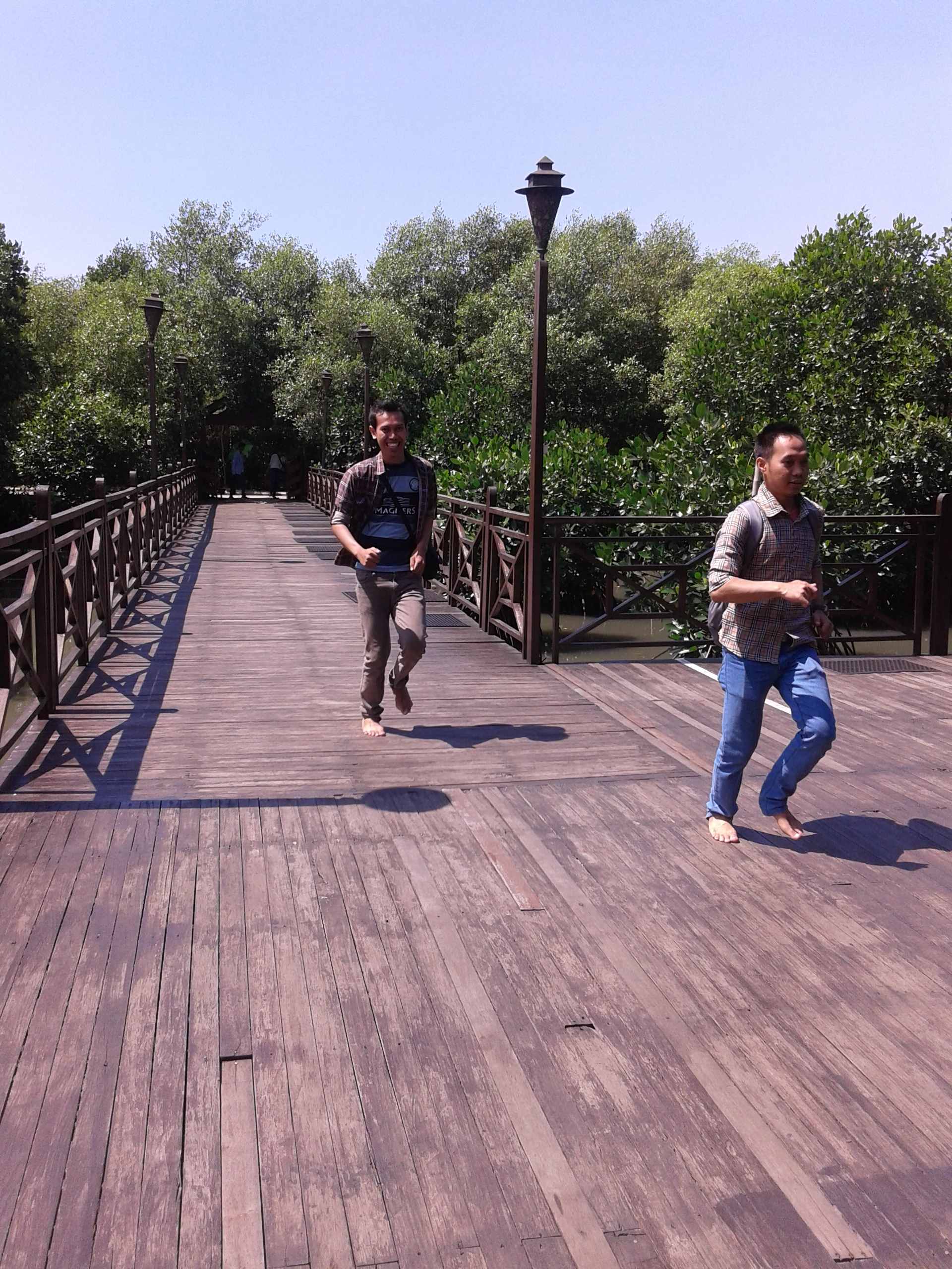 Hutan Mangrove Jakarta – Taman Wisata Alam Angke | A SHORT JOURNEY