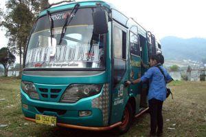 Penampakan Minibus