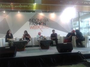 Indonesia Fashion week 2015 #6
