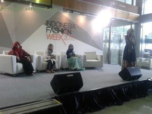 Indonesia Fashion week 2015 #9
